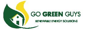 Go green guys logo